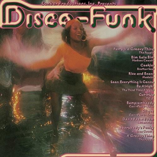 Disco-Funk / Various - Disco-Funk