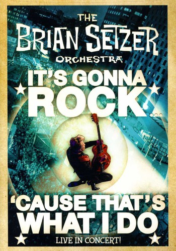 Its Gonna Rock...Cause Thats What I Do