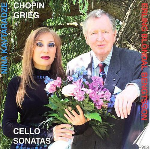 Sonata for Cello & Piano in G-Minor Op 65