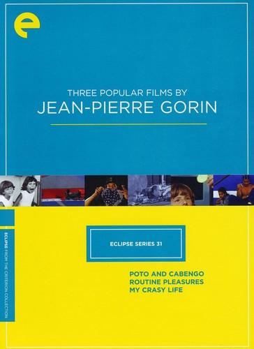 Three Popular Films by Jean-Pierre Gorin (Eclipse Series 31)