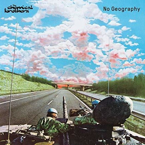 The Chemical Brothers-No Geography