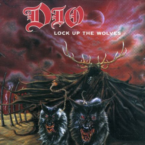 Dio - Lock Up The Wolves [Import]