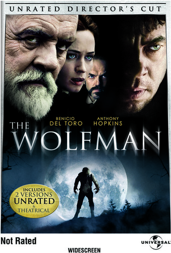 The Wolfman (2009)