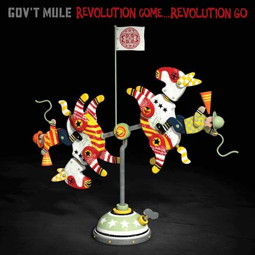 Gov't Mule - Revolution Come... Revolution Go [Deluxe 2CD]