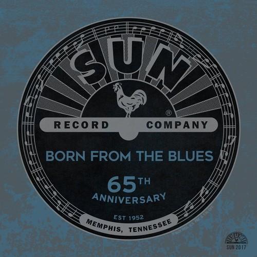 Sun Records 65th Anniversary: Born Blues /  Various Artists