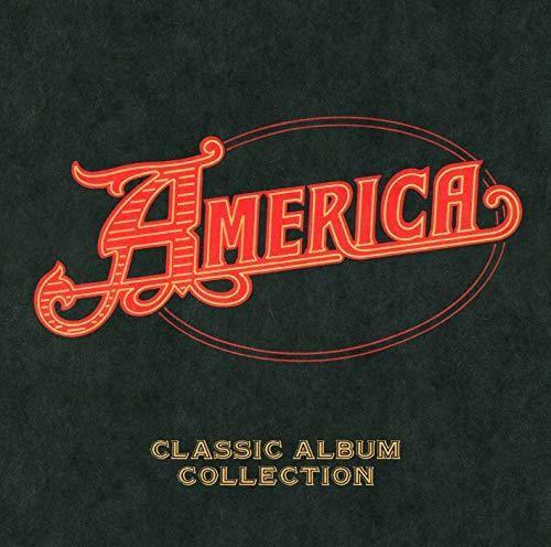 America - The Capitol Years Box Set