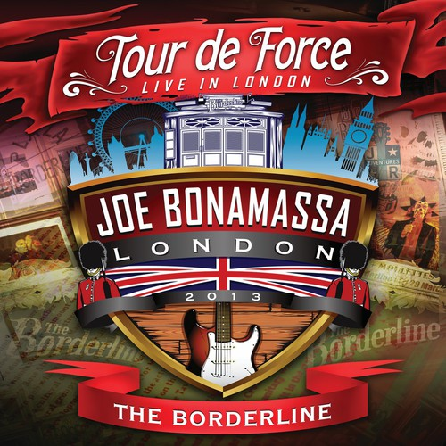 Joe Bonamassa - Tour de Force: Live in London - The Borderline