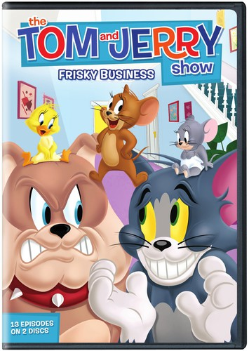 The Tom and Jerry Show: Season 1, Part 1