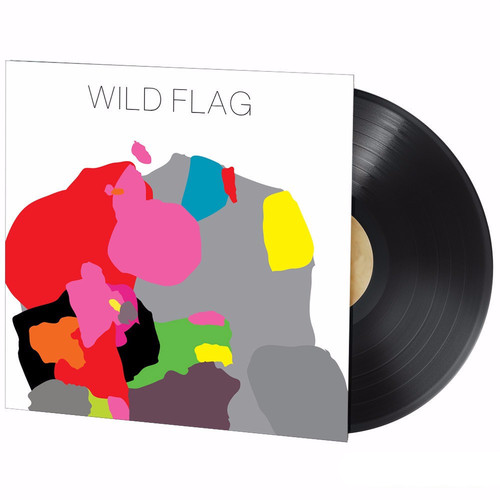 WILD FLAG - Wild Flag [Download Included]