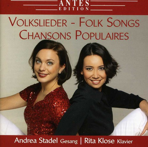 Volkslieder Folk Songs Chansons Populaires