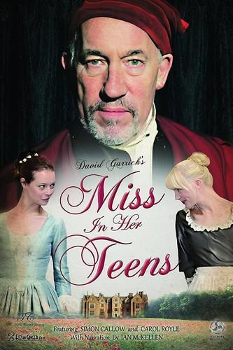 Miss In Her Teens