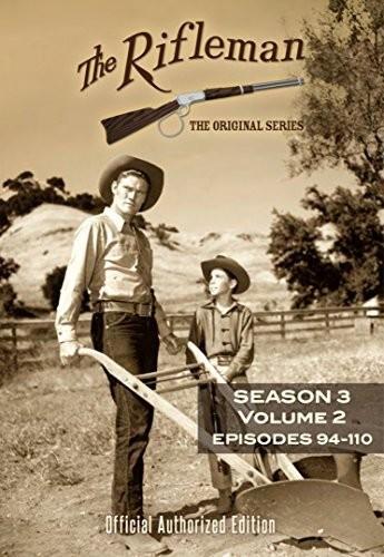 The Rifleman: Season 3 Volume 2 (Episodes 94 - 110)