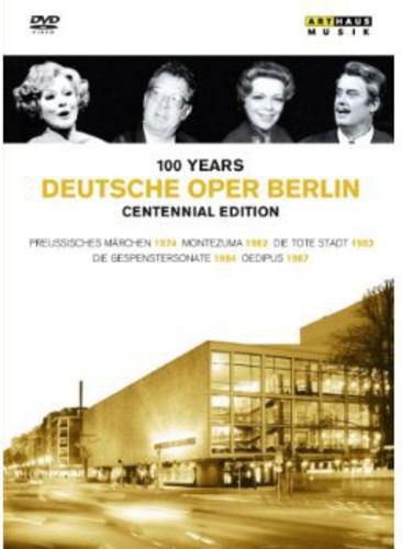 100 Years Deutsche Oper Berlin - Centennial
