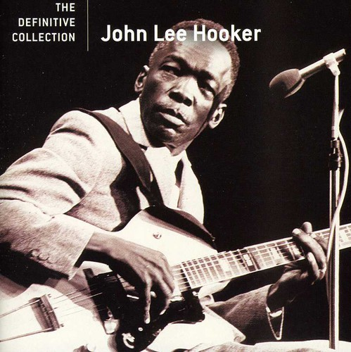 John Lee Hooker - Definitive Collection