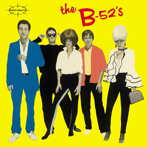The B-52's - The B-52's [LP]