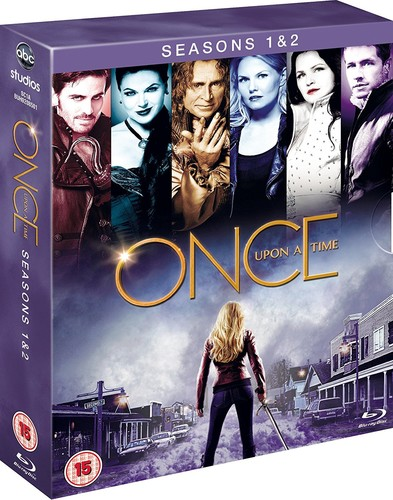 Once Upon a Time: Season 1 and Season 2