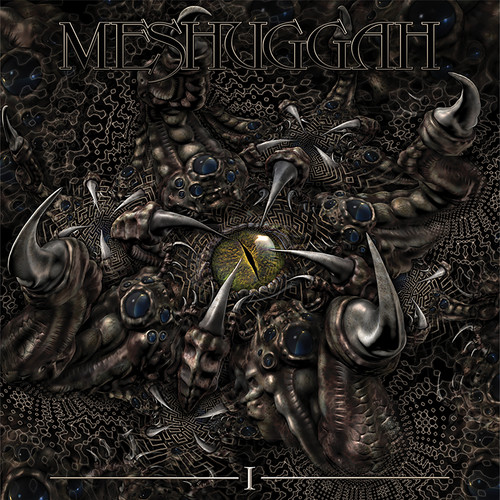 Meshuggah - I (Rmst)