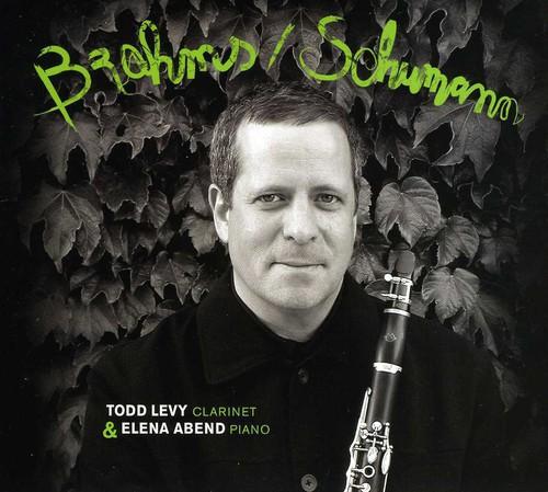 Todd Levey Plays Brahms & Schumann