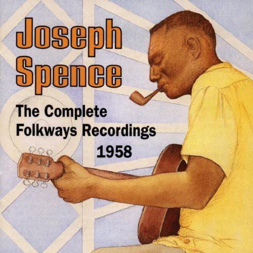 Joseph Spence - Complete Folkways Recordings