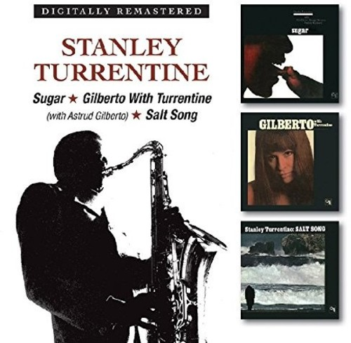 Sugar /  Gilberto With Turrentine /  Salt Song [Import]