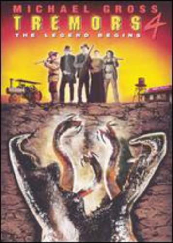Tremors [Movie] - Tremors 4: The Legend Begins