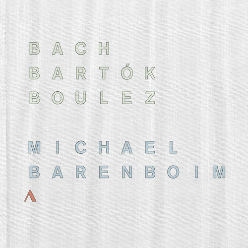 Bach: Bartok Boulez: Barenboim
