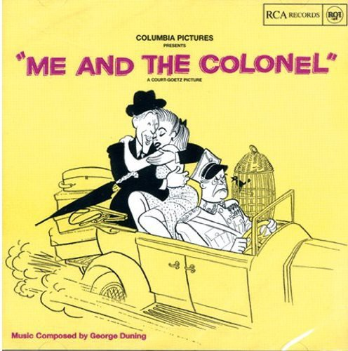 Me and the Colonel (Original Soundtrack)