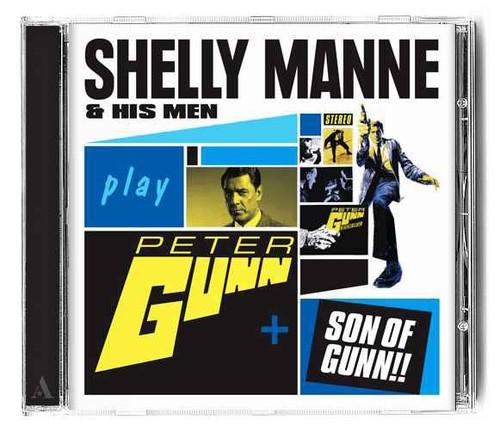 Manne, Shelly : Peter Gunn/ Son of Gunn!! [Import]