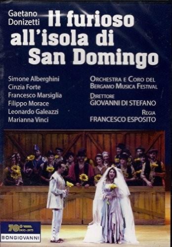 Il Furioso All'isola Di San Domingo