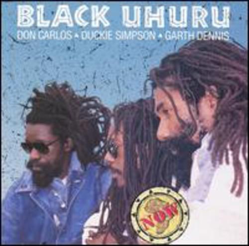 Black Uhuru - Now