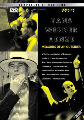 Composers of Our Time: Memoirs of an Outsider