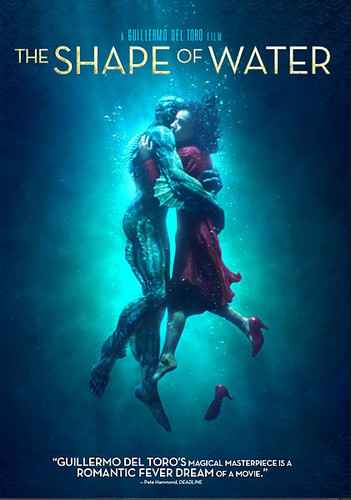 The Shape of Water [Movie] - The Shape Of Water