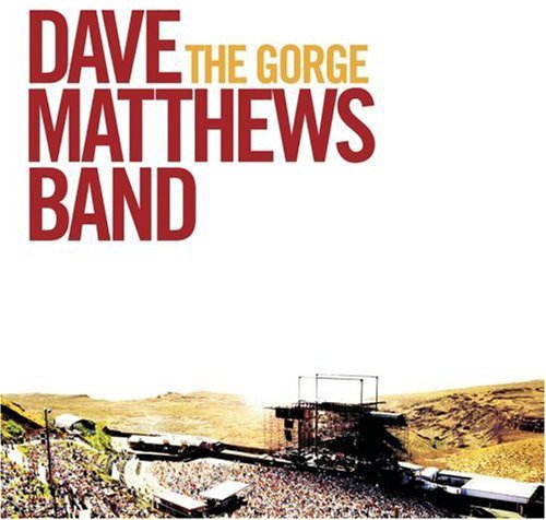 Dave Matthews-Live at the Gorge