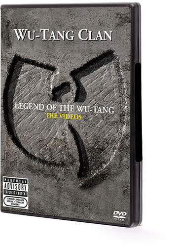 The Legend of the Wu-Tang: The Videos