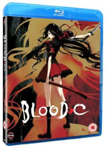 Blood C-Complete Series