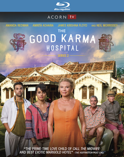 Good Karma Hospital: Season 2