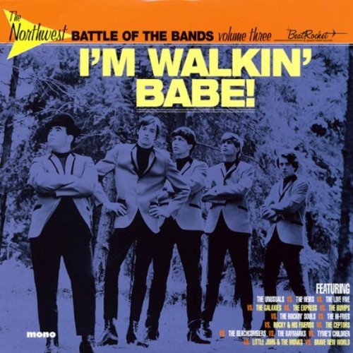 Northwest Battle Of The Bands, Vol. 3