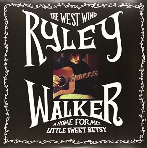 Ryley Walker - The West Wind EP [Vinyl]