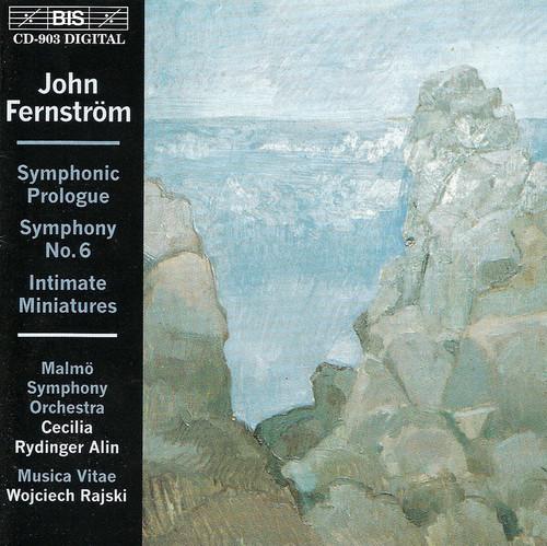 Symphonic Prologue Op 88 /  Symphony 6 Op 40