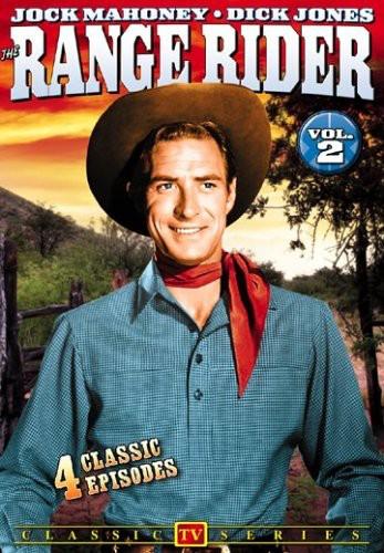The Range Rider: Volume 2