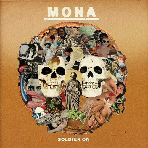 Mona - Soldier On [LP]