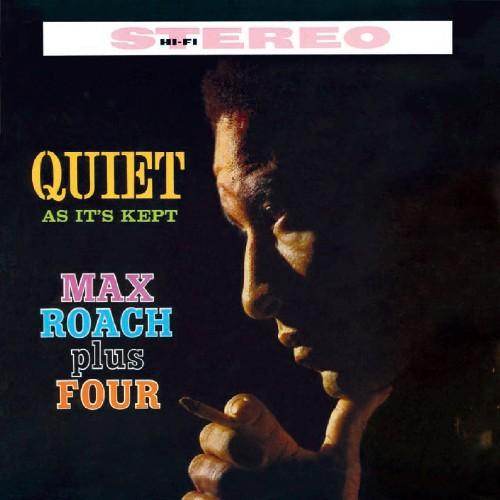 Max Roach - Quiet As It's Kept/Parisian Sketches [Import]