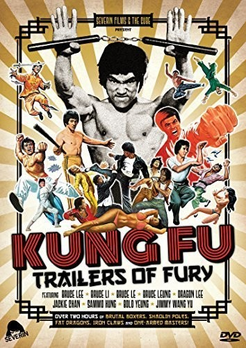 Kung Fu: Trailers of Fury