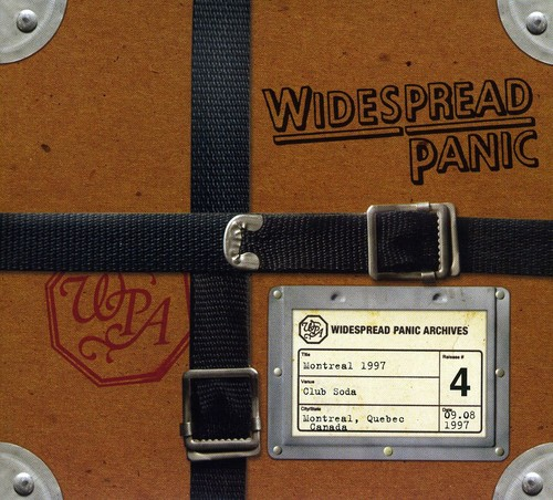 Widespread Panic - Montreal '97