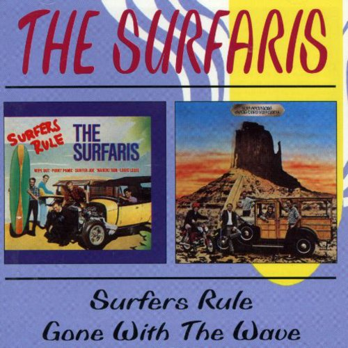 Surfers Rule /  Gone with the Wave [Import]