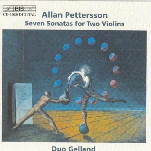 Seven Sonatas for Two Violins