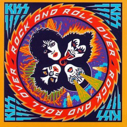 Kiss-Rock & Roll Over (remastered)