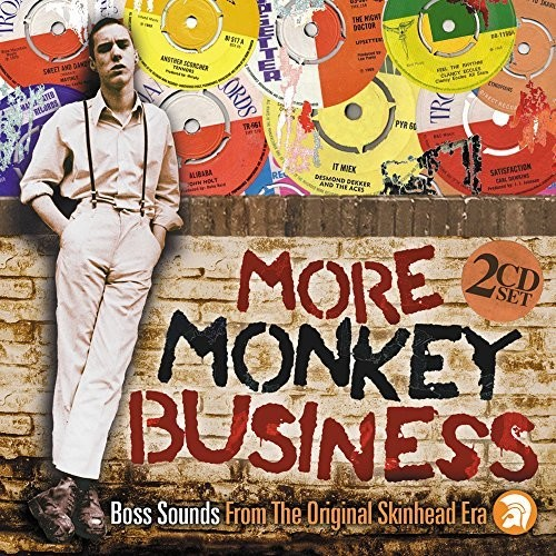 More Monkey Business / Various Uk - More Monkey Business / Various (Uk)