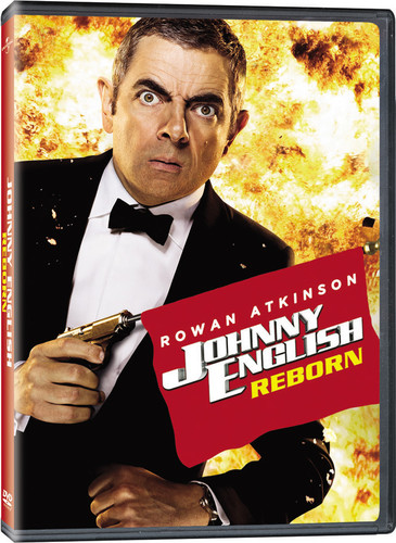 Johnny English [Movie] - Johnny English Reborn