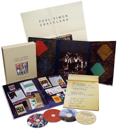 Paul Simon - Graceland 25th Anniversary Collector's Edition Box